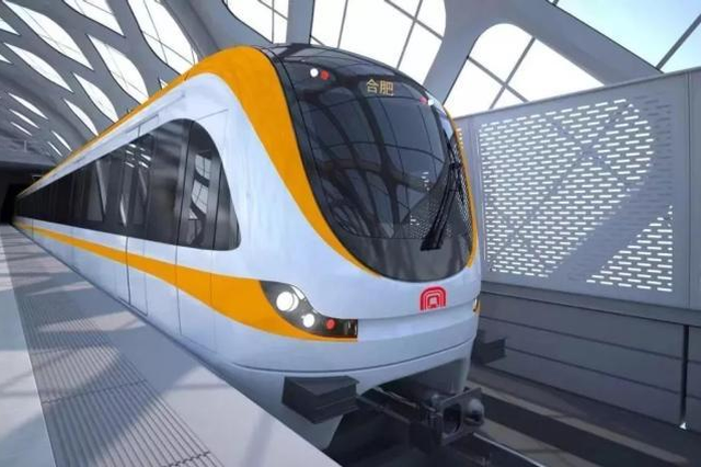 合肥在建9条地铁的最新进展来了!