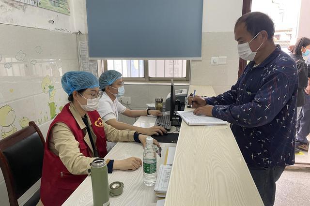 黟县:有序推进疫苗接种 筑牢全民免疫防线