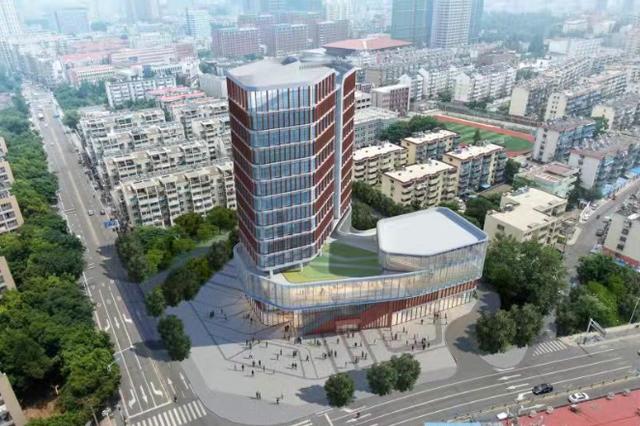 合肥蜀山区将新建一座邻里中心