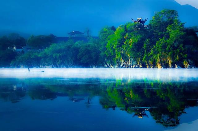 2020年生态环境状况综合指数宣城位居全省第三