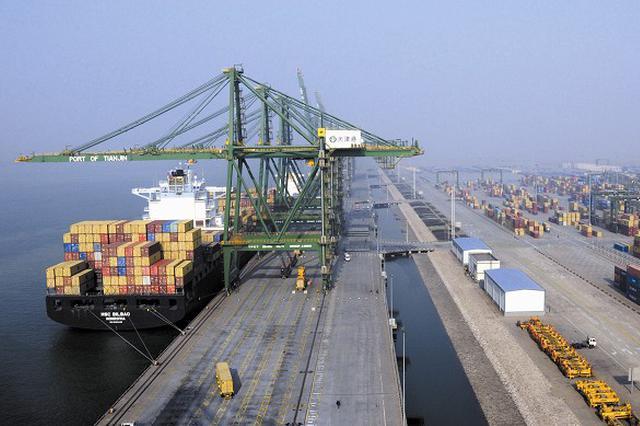滁州市海事中心主动服务港口企业