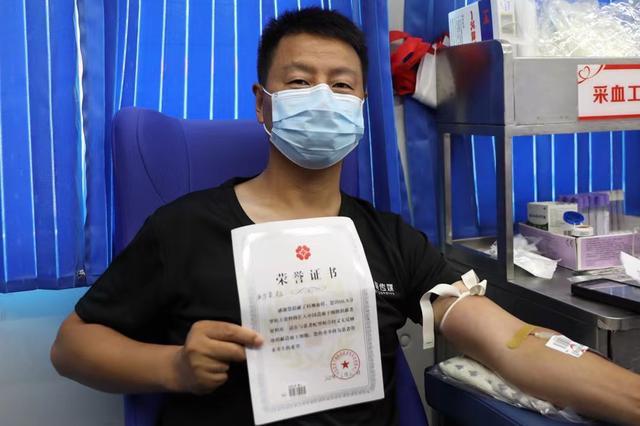 祁门县:献血让世界继续跳动