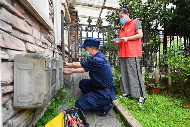 安装智能设备 守护老人安全