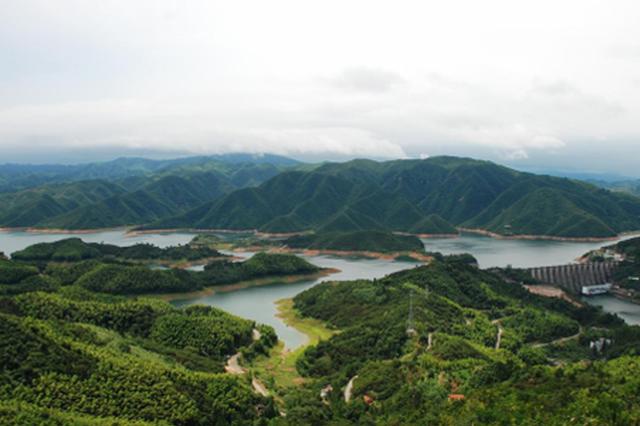 """金寨 """"高峡平湖"""" 图源:安徽省文化和旅游厅"""