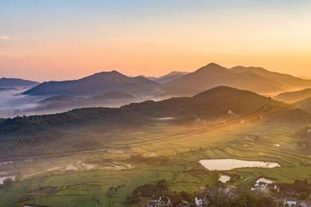 安徽芜湖:美丽乡村生态画卷