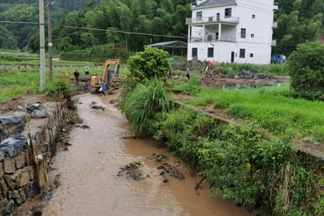 黟县推进高标准农田建设助力乡村振兴