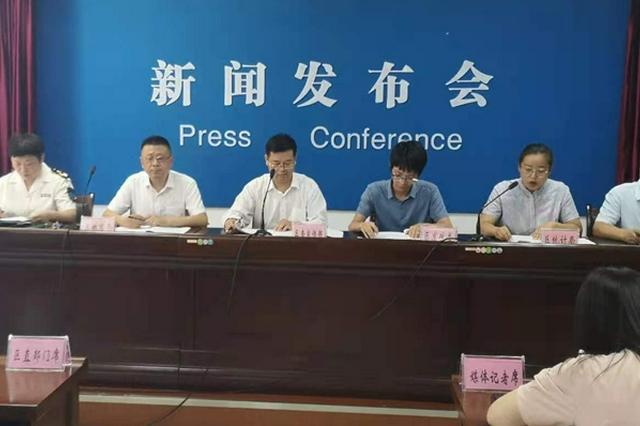 颍泉区上半年GDP122亿元,同比增长11%