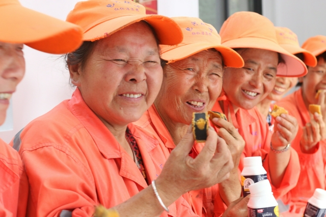 """""""幸福驿站""""里的月饼超级甜"""
