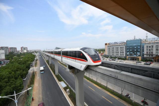 芜湖轨道交通1号线启动试乘月活动