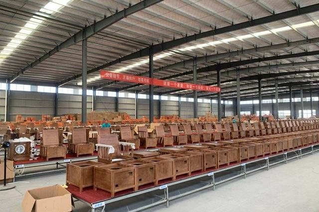 安徽农行:完善普惠金融服务体系 助推淮北小微企业蓬勃发展