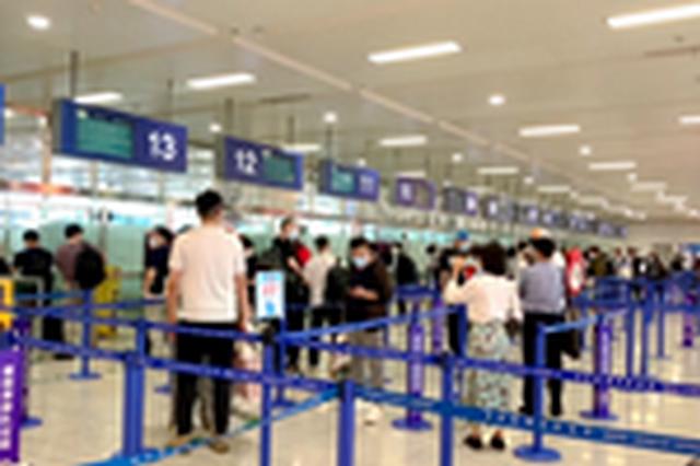 合肥机场国庆期间完成旅客吞吐量18.9万人次