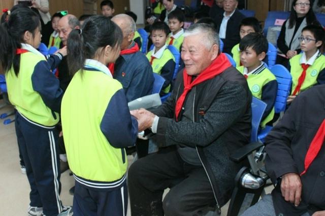 少儿主题实践活动肥东县示范活动顺利举办
