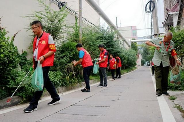 """亳州:社区文明创建 邀请居民""""找茬"""""""