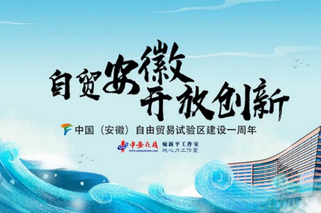 中国(安徽)自由贸易试验区建设一周年综述
