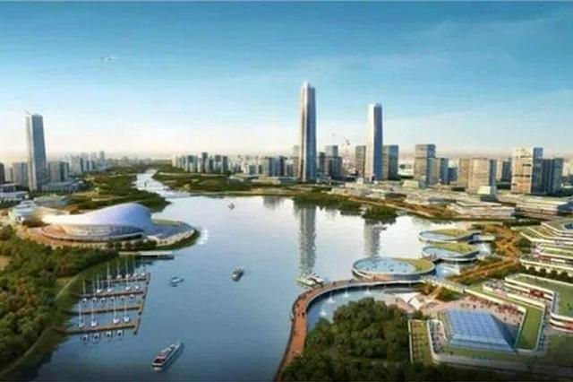 合肥五大片区建设都有新进展