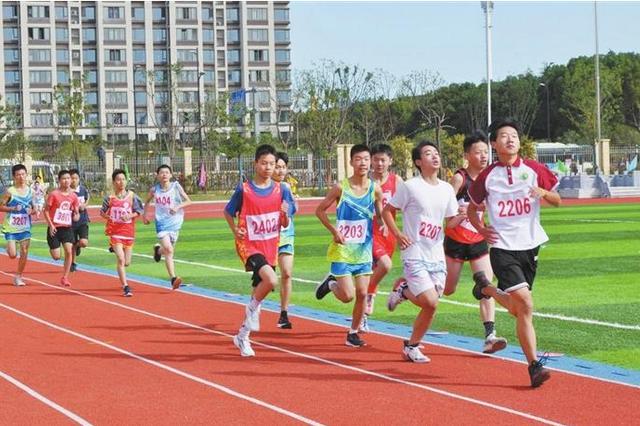 鸠江区中小学生阳光体育运动会举行