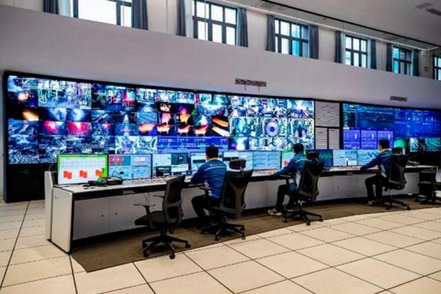 """马鞍山市雨山区:以""""智能""""为产业注入数字化新动能"""