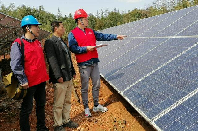 祁门县:光伏发电照亮乡村振兴路