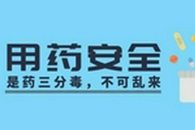 """2021年安徽""""安全用药月""""活动启动"""