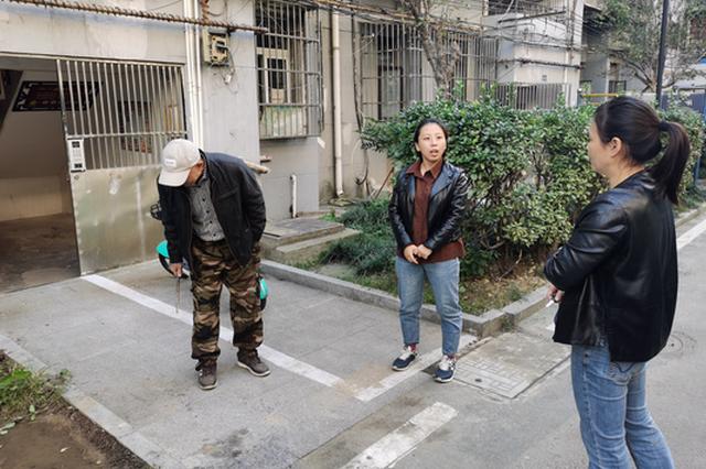 蚌山区青年街道:疏通下水道 化解居民烦心事