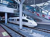 革命老区安徽六安高铁站今日启用