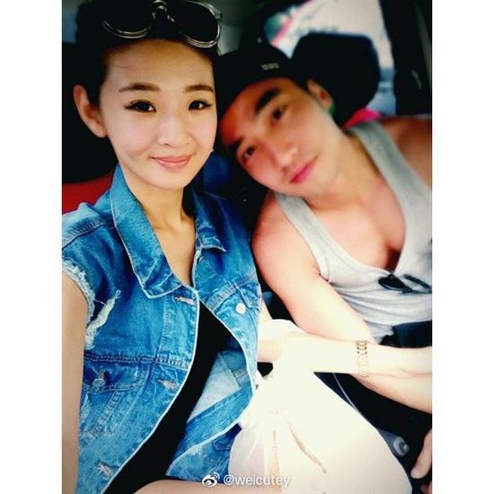 赖弘国与前妻