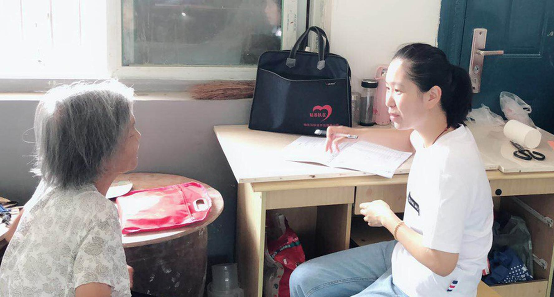 临泉32岁女扶贫干部患癌去世 曾走访133户贫困户