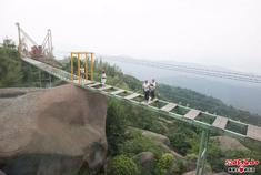 巨石山:520悬崖上的乐园