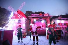 芜湖方特冰雪圣诞夜12月24日开启