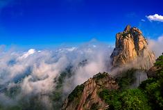天柱山跨年登山越野赛将于元旦举行