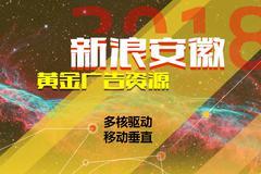 新浪安徽黄金广告资源