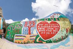 520巨石山爱情朝圣地