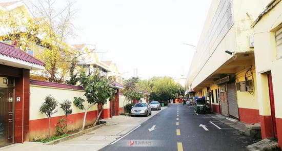 胡桥社区烟厂小区