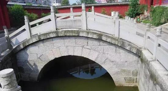 文庙泮桥-状元桥