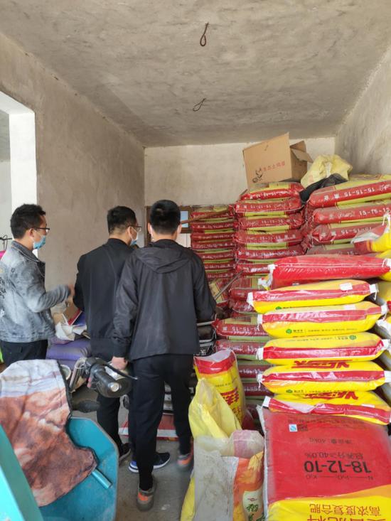 淮南:谢家集区加强产品质量抽检净化农资市场环境