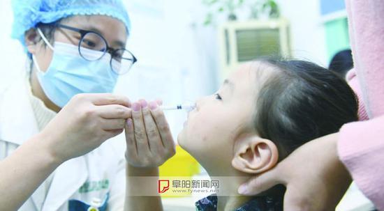 不用打针!鼻喷式流感疫苗来了