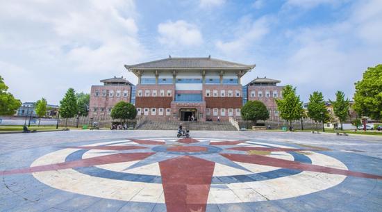 寿春镇寿县博物馆(图源:安徽省文化和旅游厅)