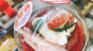罗森草莓季全面来袭