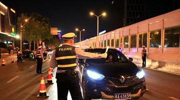 合肥123名酒司机被逮正着