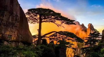 一张照片一段故事 唤醒记忆里的黄山