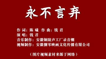 MV《永不言弃》为武汉加油