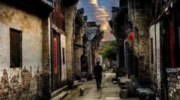 东流老街:处处是景 步步入画