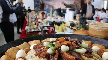 第七届徽菜美食文化旅游节开幕