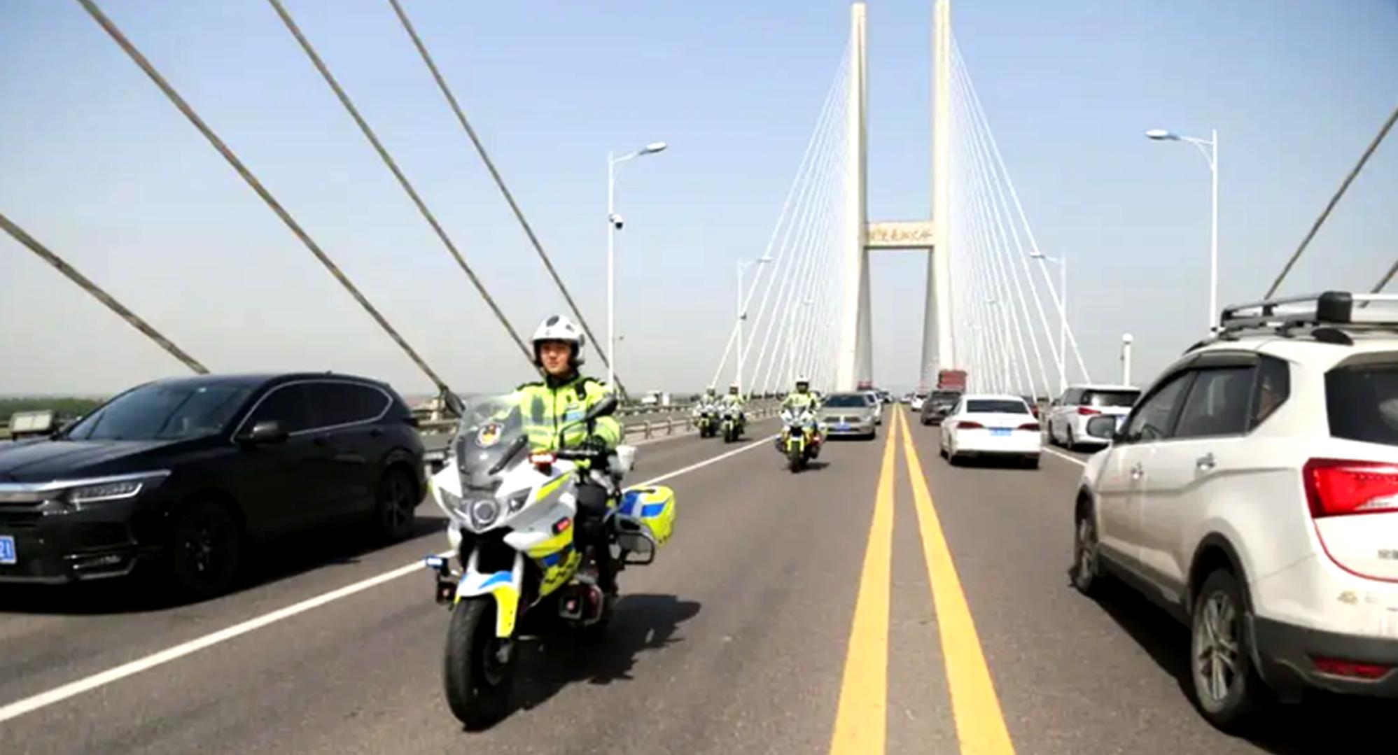 """安徽省""""五一""""假期道路交通安全形势平稳有序"""