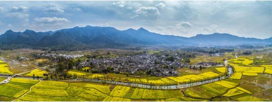 黟县南屏村(图源:安徽省文化和旅游厅)
