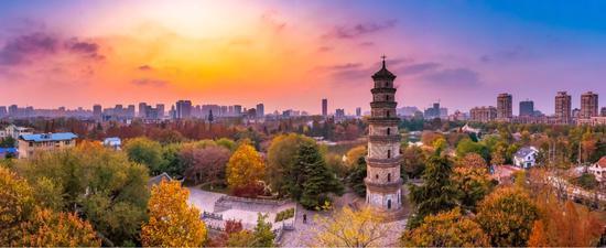 文峰公园 摄影:张伟