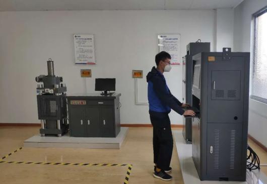《【摩登2手机客户端登录】国内首家 砂石行业最高等级实验室落户池州贵池》