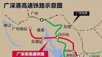 合肥去香港将可以坐高铁 全程只要7个小时左右