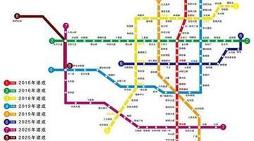 合肥地铁8号线明年开建