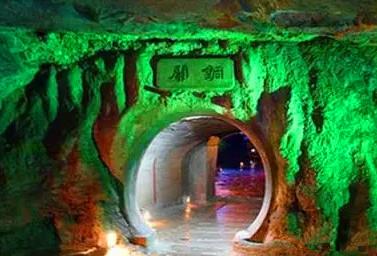 来源:太极洞风景区